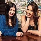 Tiffani Hilton and KateLynn E. Newberry in Mother Krampus 2: Slay Ride (2018)