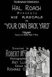 Your Own Back Yard Poster