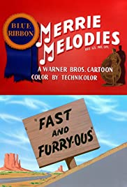 Fast and Furry-ous(1949) Poster - Movie Forum, Cast, Reviews