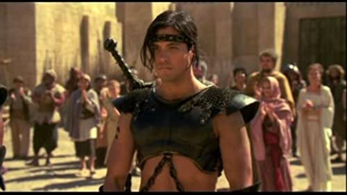 Trailer for Scorpion King 2: Rise of a Warrior