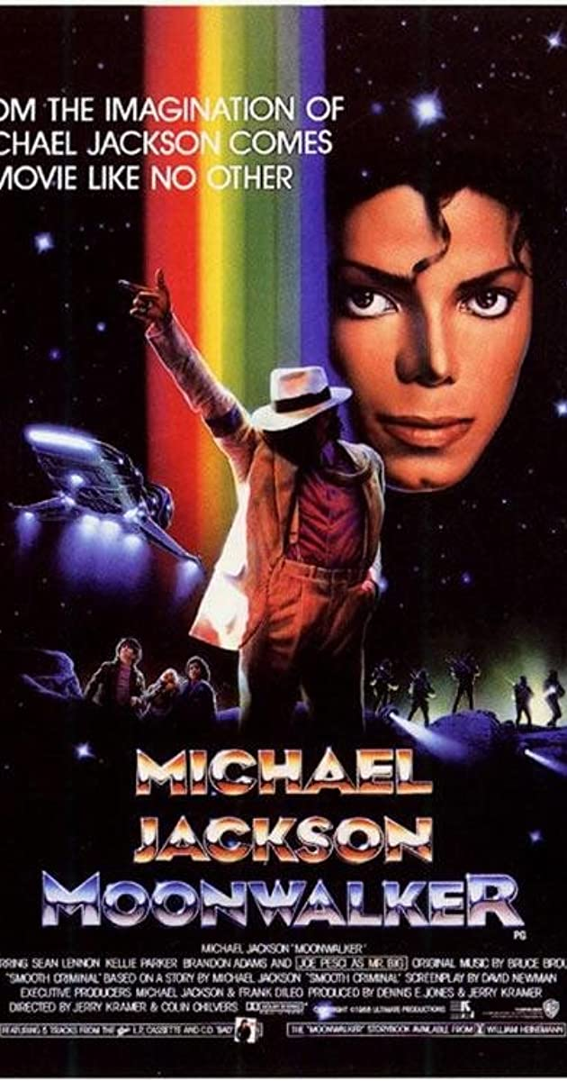 Watch Full HD Movie Moonwalker (1988)