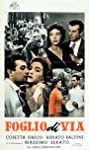Foglio di via (1954) Poster