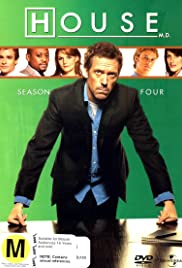House, M.D., Season Four: New Beginnings Poster