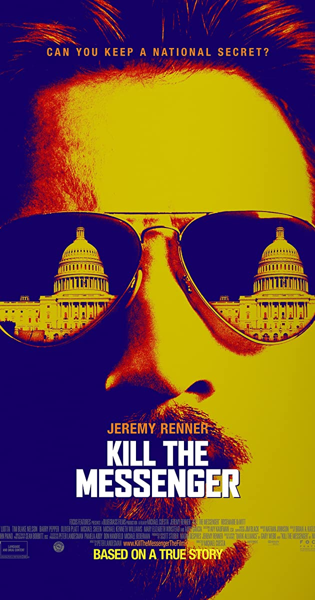 Subtitle of Kill the Messenger