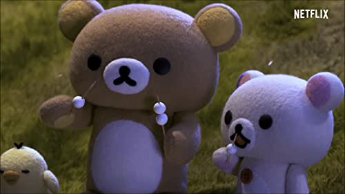 Often sweet, sometimes bitter, Rilakkuma & Kaoru (Mikako Tabe) spend 12 colorful months together in this new stop-motion anime series.