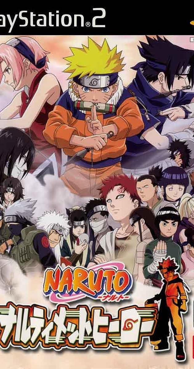 Naruto: Ultimate Ninja (Video Game 2003) - IMDb