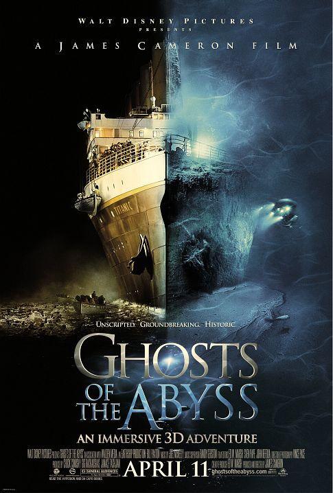 Titanikas: gelmių vaiduoklis (2003) online