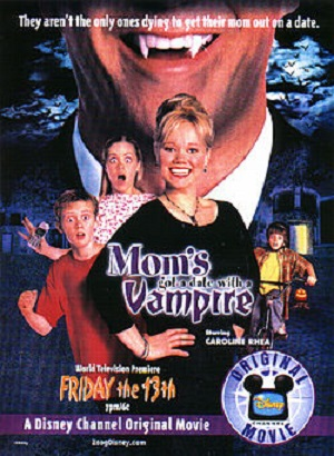 Moms Got a Date with a Vampire