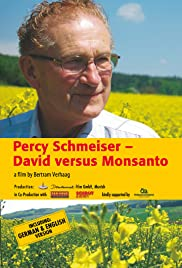 Percy Schmeiser - David versus Monsanto Poster
