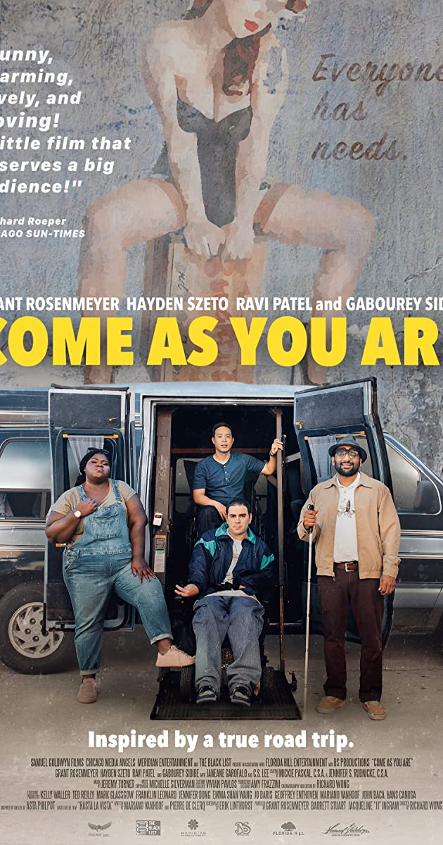 As You Are Film