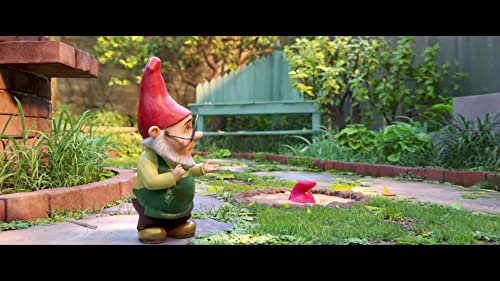 When Gnomeo and Juliet first arrive in London with their friends and family, their biggest concern is getting their new garden ready for spring. However, they soon discover that someone is kidnapping garden gnomes all over London. Then, when they return home to find that everyone in their garden is missing,  there's only one gnome to call: Sherlock Gnomes. The famous detective and sworn protector of London's garden gnomes arrives with his sidekick Watson to investigate the case.