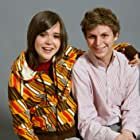 Michael Cera and Elliot Page at an event for Juno (2007)