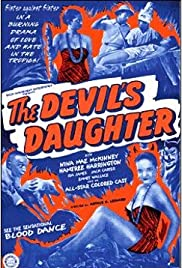 The Devil's Daughter (1939) starring Nina Mae McKinney on DVD on DVD