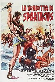 La vendetta di Spartacus Poster