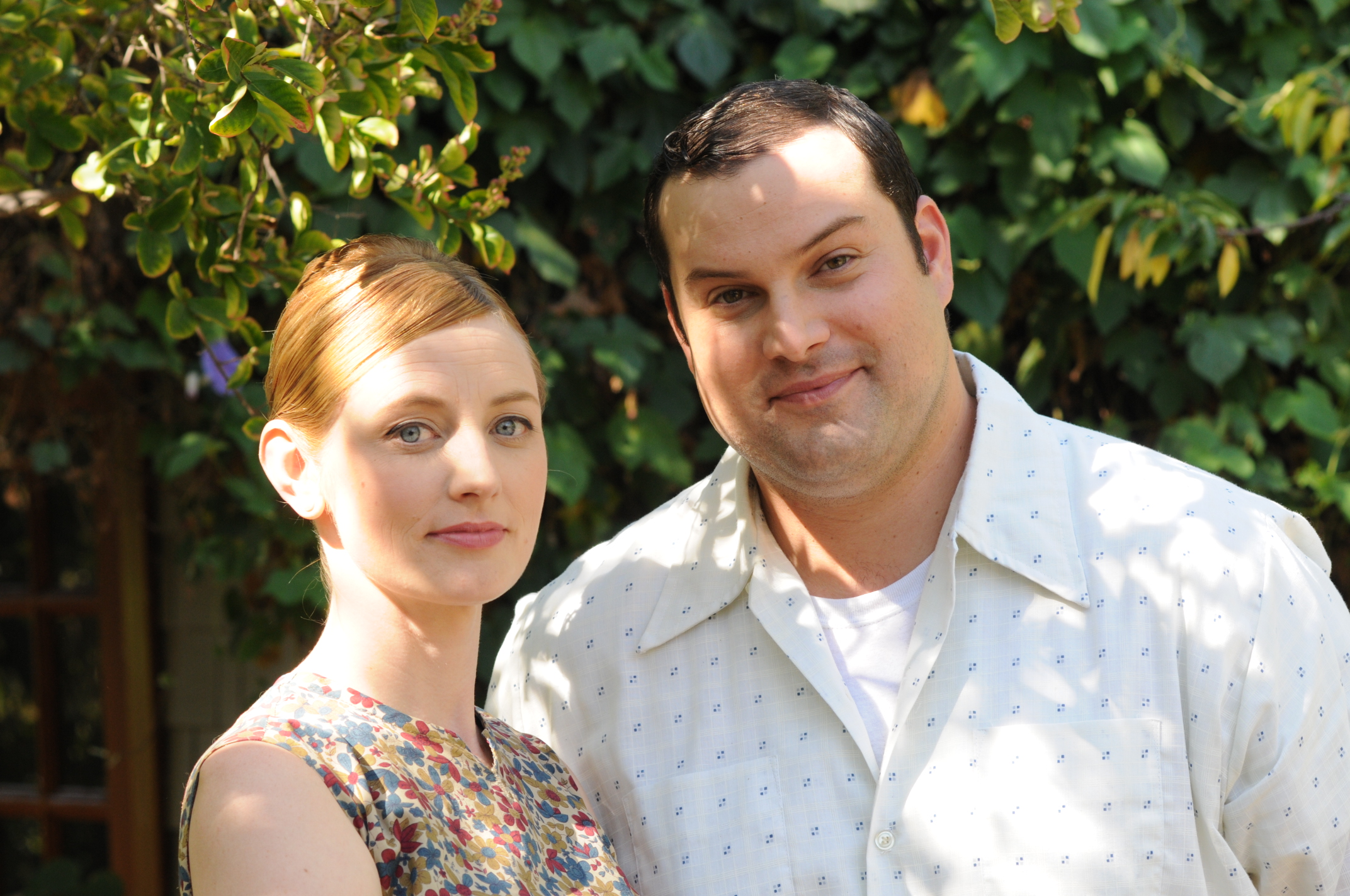 Shannon Collis and Max Adler in Snapshots (2018)