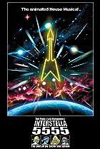 Interstella 5555: The 5tory of the 5ecret 5tar 5ystem (2003) Poster