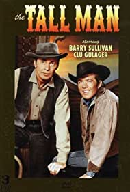 Clu Gulager and Barry Sullivan in The Tall Man (1960)