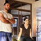 Jade Tailor and Arjun Gupta in The Magicians (2015)