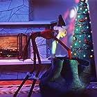 Danny Elfman and Chris Sarandon in The Nightmare Before Christmas (1993)