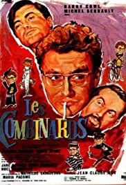 Les combinards Poster
