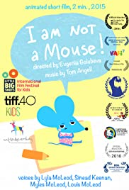 I Am Not a Mouse Poster