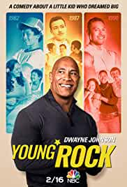 Young Rock - Season 1 HDRip English Web Series Watch Online Free