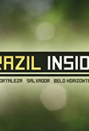 Brazil Inside Out Poster