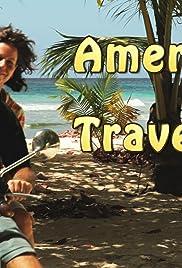 American Travelers Climb Nevis Volcano Poster
