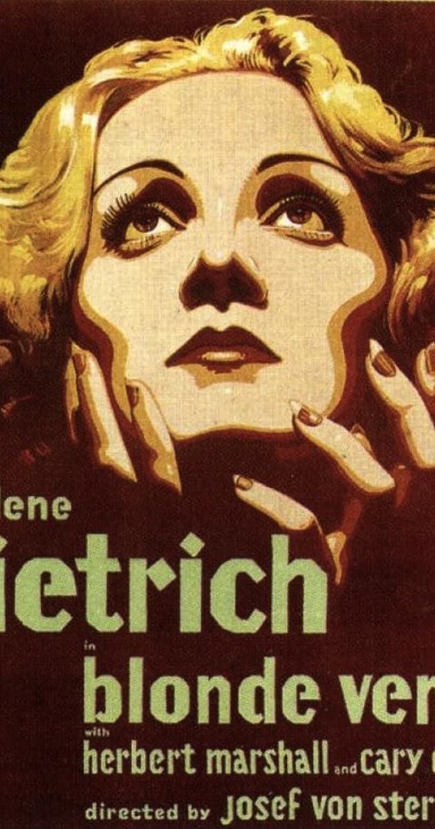 Subtitle of Blonde Venus