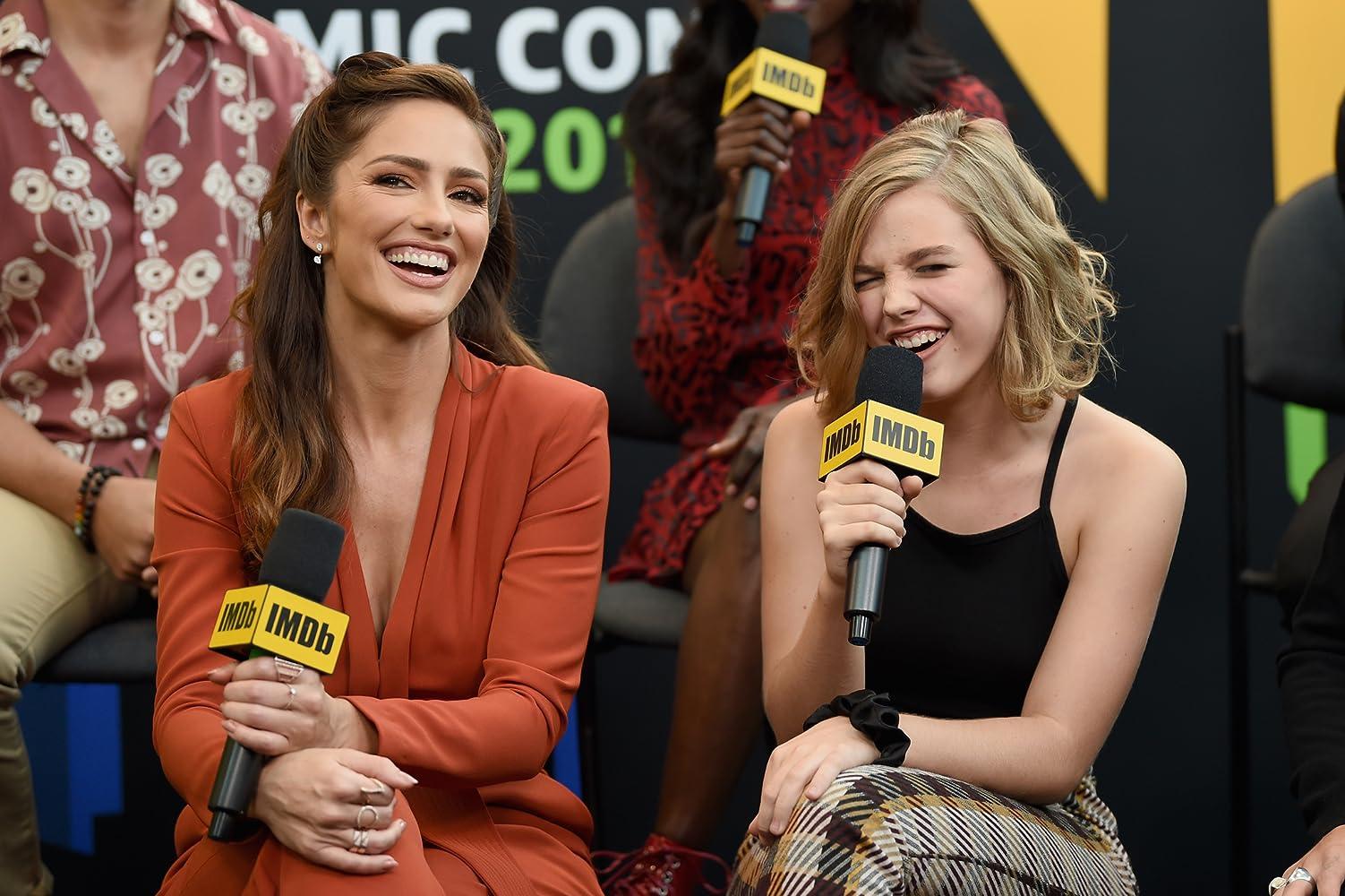 Melissa Fitzgerald Hot clips Candice Sanders,Soo Joo Park