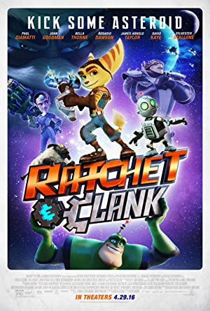 Ratchet and Clank Full Movie in Hindi (2016) Download | 480p (300MB) | 720p (800MB)