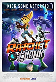 Ratchet & Clank (2016) Poster - Movie Forum, Cast, Reviews
