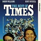 Robin Williams and Kurt Russell in The Best of Times (1986)