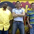 Fran Kranz, Kenan Thompson, and Zachary Levi in Wieners (2008)
