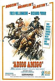 Adiós Amigo (1975) Poster - Movie Forum, Cast, Reviews