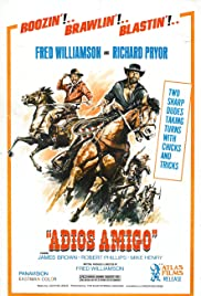 Adiós Amigo (1975) Poster - Movie Forum, Cast, Reviews