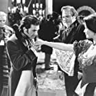 Antonio Banderas, Anthony Hopkins, Catherine Zeta-Jones, and Stuart Wilson in The Mask of Zorro (1998)