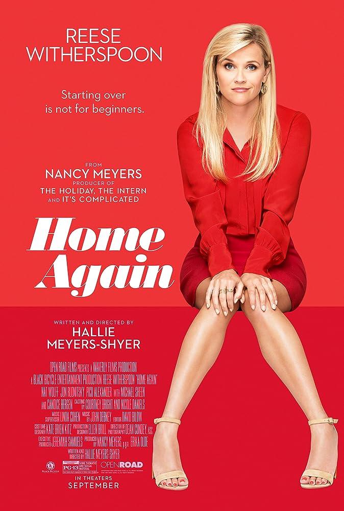 Kaip išsirinkti vyrą / Home Again (2017) online