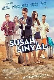 Watch Movie Susah Sinyal (2017)