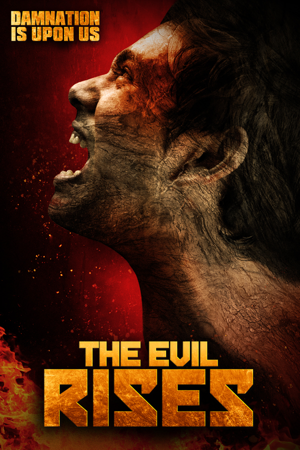 The Evil Rises (2018) Dual Audio Hindi 300MB HDRip 480p Full Movie