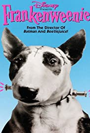 Frankenweenie (1984) Poster - Movie Forum, Cast, Reviews
