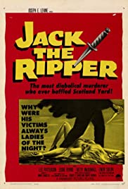 Jack the Ripper (1959) Poster - Movie Forum, Cast, Reviews
