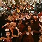 LeVar Burton, Shari Belafonte, Jonelle Allen, Mark Blankfield, and Joe Gieb in The Midnight Hour (1985)