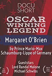 Oscar Winning Legend Margaret O'Brien Docu Short by Prince Mario-Max Schaumburg-Lippe of Germany Poster
