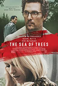 Matthew McConaughey, Ken Watanabe, and Naomi Watts in The Sea of Trees (2015)