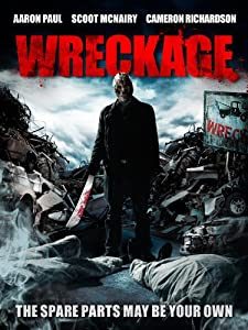 Funny movie to watch high Wreckage by David VonAllmen [hddvd]