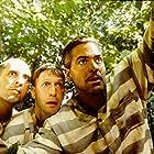 George Clooney, John Turturro, and Tim Blake Nelson in O Brother, Where Art Thou? (2000)