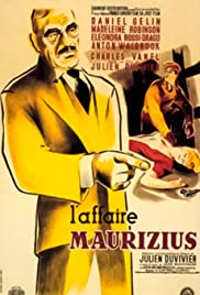 On Trial (1954) L'affaire Maurizius 720p