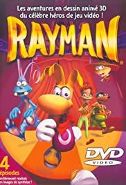 Rayman: The Animated Series Poster