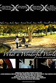 What a Wonderful World Poster